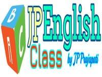 JP english class logo